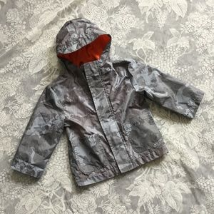 OshKosh B'gosh Camo Rain Coat